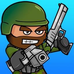 Скачать Mini Militia - Doodle Army 2