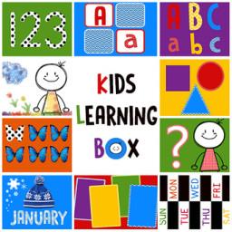 Скачать Kids Learning Box