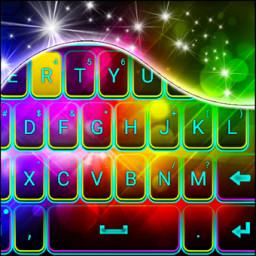 Скачать Цветные темы Клавиатура