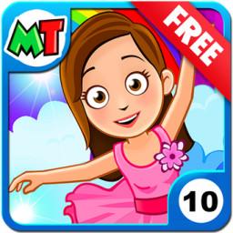 Скачать My Town : Dance School FREE