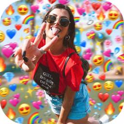 Скачать Emoji Photo Editor