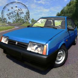 Скачать Симулятор вождения ВАЗ 2108 SE